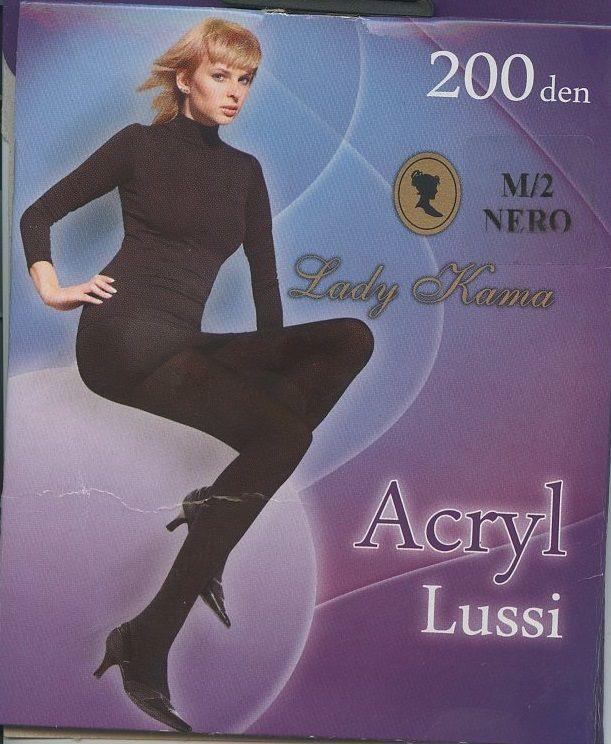 LADY KAMA ACRYL LUSSI 200