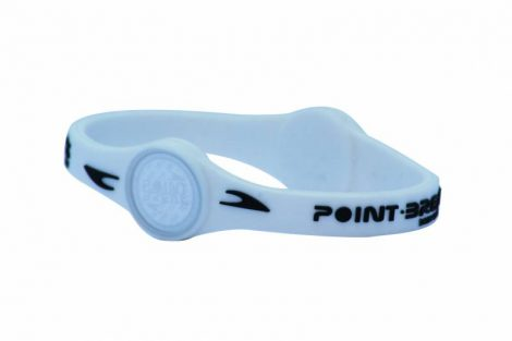 Point Break hologramos karkötő 13 White/Black